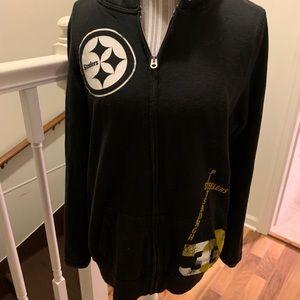 Victoria's Secret Pittsburgh Steelers hoodie